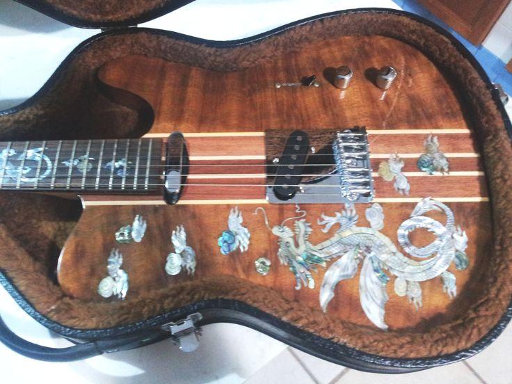 The Dragon Guitar
