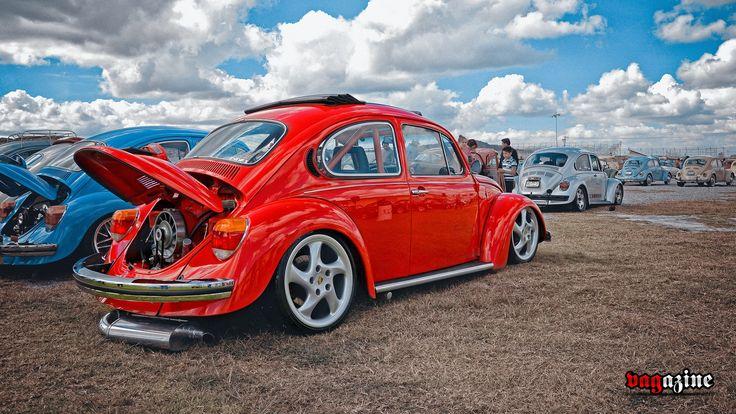 Porsche Bug A Beautiful Vw Beetle Rolling In Porsche
