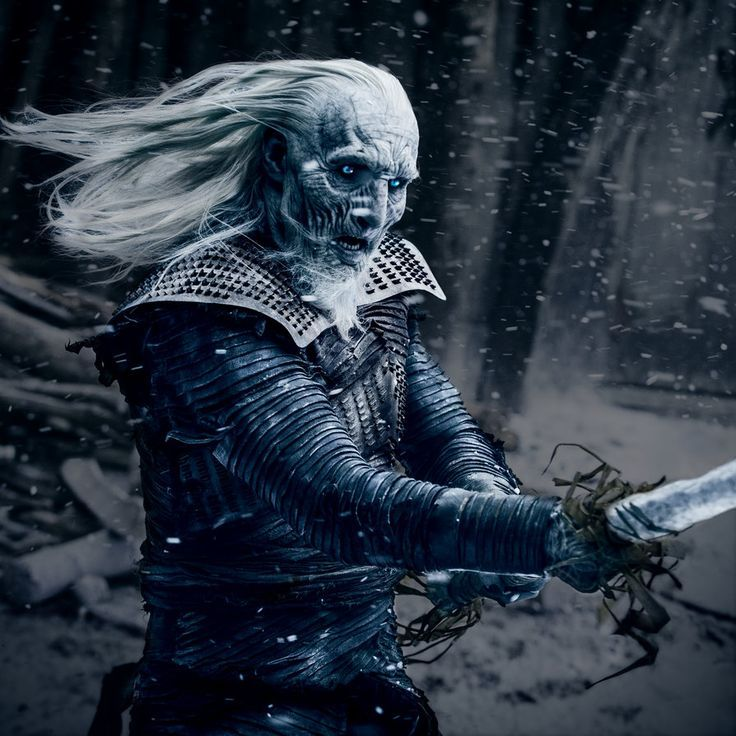 21 Best White Walkers Images On Pinterest