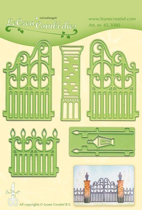 Leane Creatif - Lea'bilities Die - Garden Gate