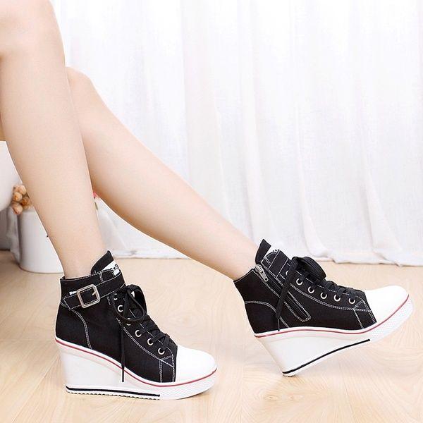 Women shoes, Sneaker heels
