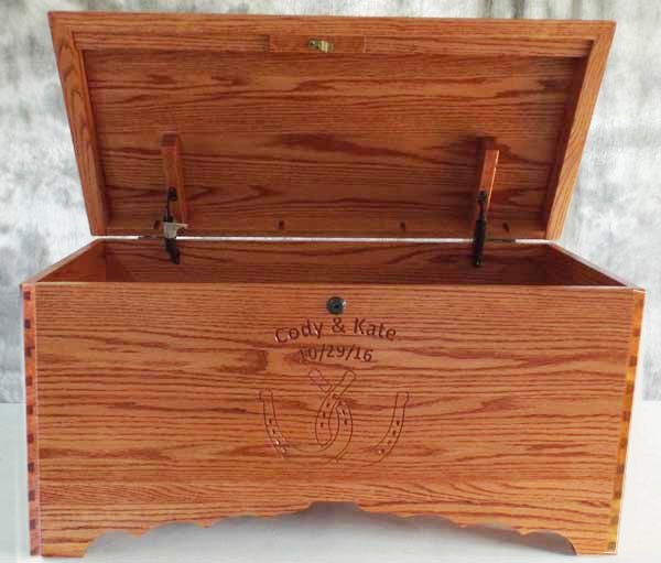 Hope Chests Wooden Handcrafted ~ Best amish hope chests images on pinterest