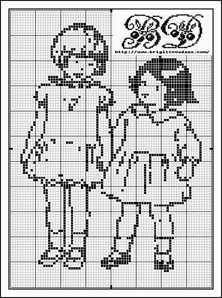 Free cross stitch chart: Crosses Stitches Patterns, Crossword Puzzles, Crossstitch, Free Crosses, Borduren Crosses Stitches, Points De, Crosses Stitches Charts,  Crossword, Cross