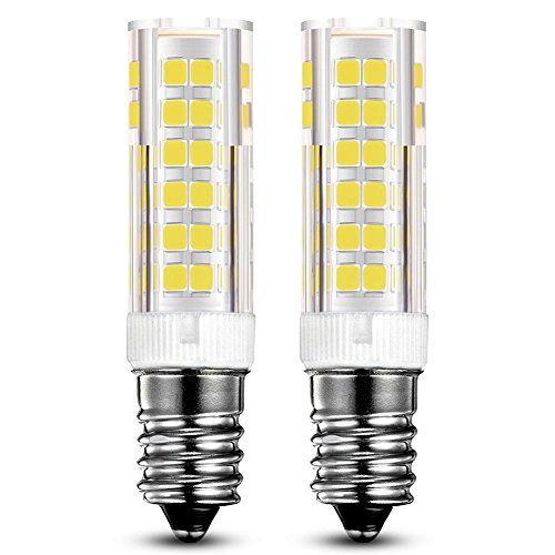 KINDEEP 2-Pack E14 Energy Saving LED Light Bulbs - 7W / 5... In dining room. Will go to 10W when replace