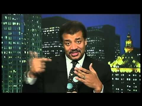 Neil Degrasse Tyson Gives A Short Lesson On Asteroids  With The Help Of
