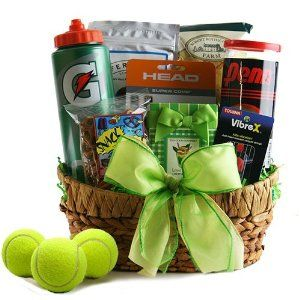 Amazon.com : Ad In - Tennis Gift Basket : Gourmet Candy Gifts ...