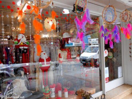 cute shops in Capilla del Monte, Cordoba, Argentina