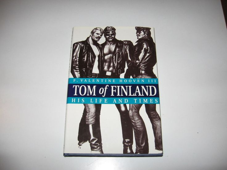 Tom of Finland - His Life and Times - F Valentine Hooven III - Photos - 1993