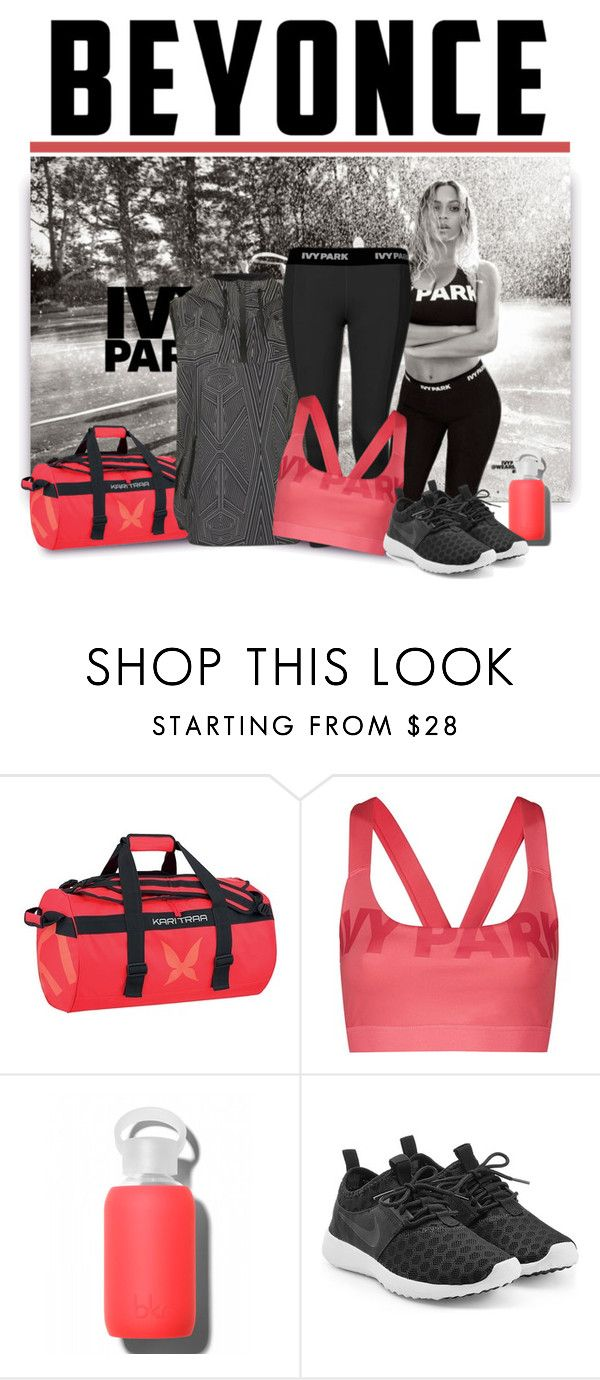 """""""ivy park"""" by divacrafts ❤ liked on Polyvore featuring Ivy Park, Kari Traa, Topshop, bkr, NIKE, Original, Beyonce and IvyPark"""