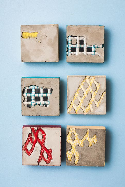 Bethany Walker - Cement & textiles