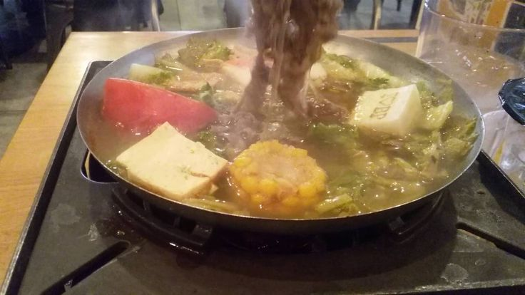 [I ate] Single Serve Beef Hotpot at Boiling Point Seattle https://www.youtube.com/watch?v=lLCBmJYmQW4 #TimBeta