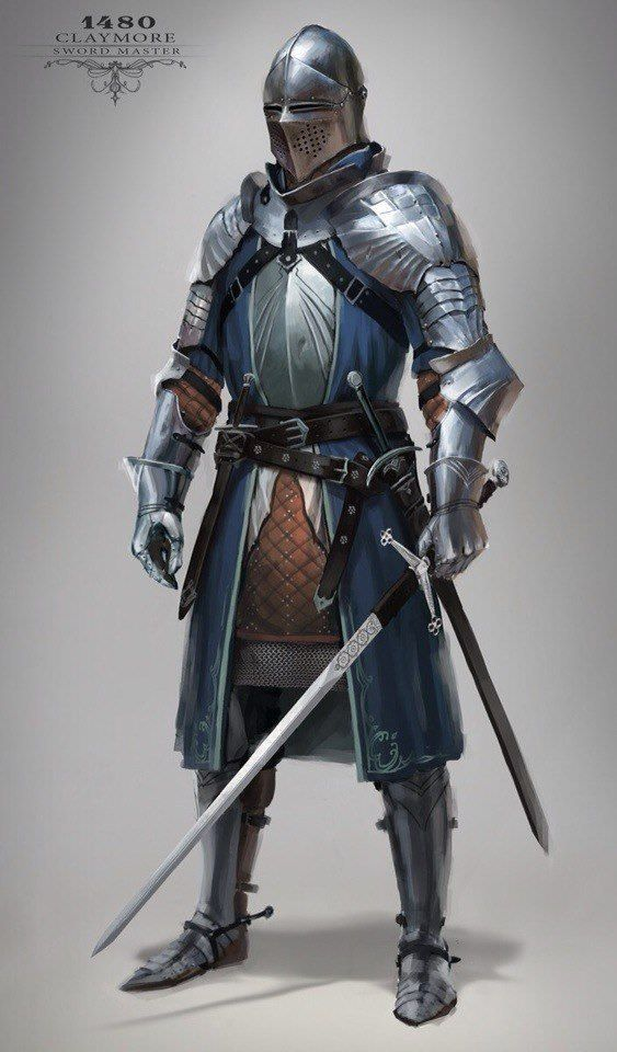 Warrior Within | Fantasy Characters in 2019 | Medieval armor
