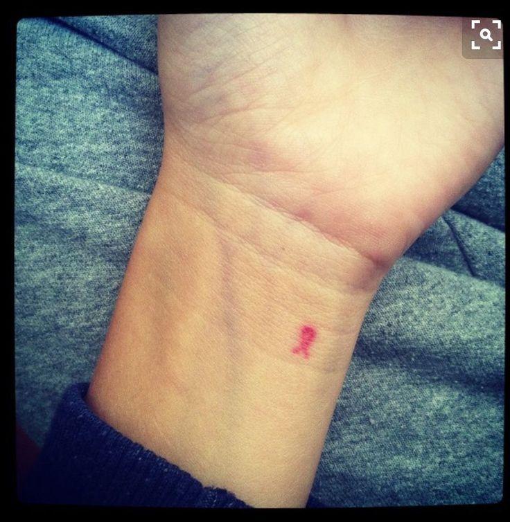 25 Interlocking Tattoo Designs Ideas: Best 25+ Pink Ribbon Tattoos Ideas On Pinterest