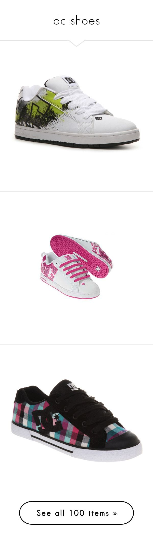 """""""dc shoes"""" by shelbyvengeance ❤ liked on Polyvore featuring men's fashion, men's shoes, men's sneakers, shoes, sneakers, mens skate shoes, pink, sapatos, pink shoes and dc shoes footwear"""