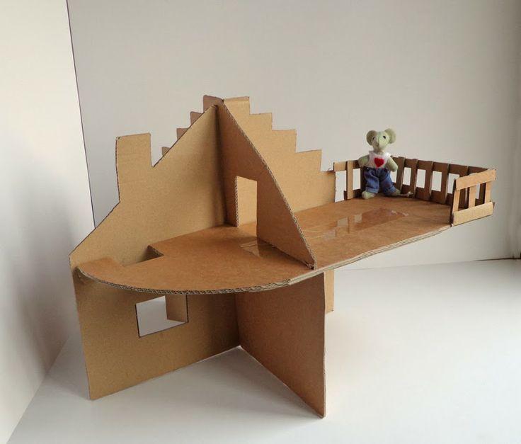 25 beste idee n over bouw papier knutselen op pinterest bouw papier projecten bouw papier en - Ideeen van interieurdecoratie ...