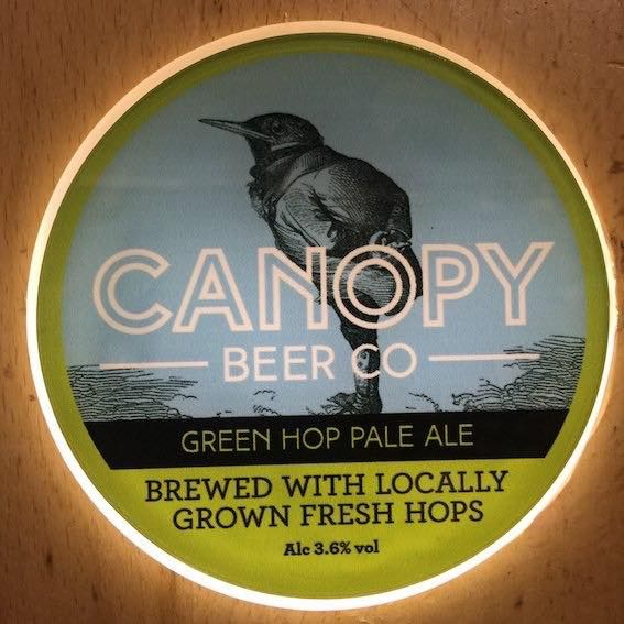 CANOPY BEER CO & Green Hop was a go! u2014 CANOPY BEER CO | Raven and Beer/Bottled ...