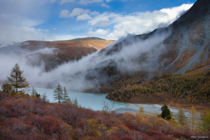 Аккемское озеро, Алтай