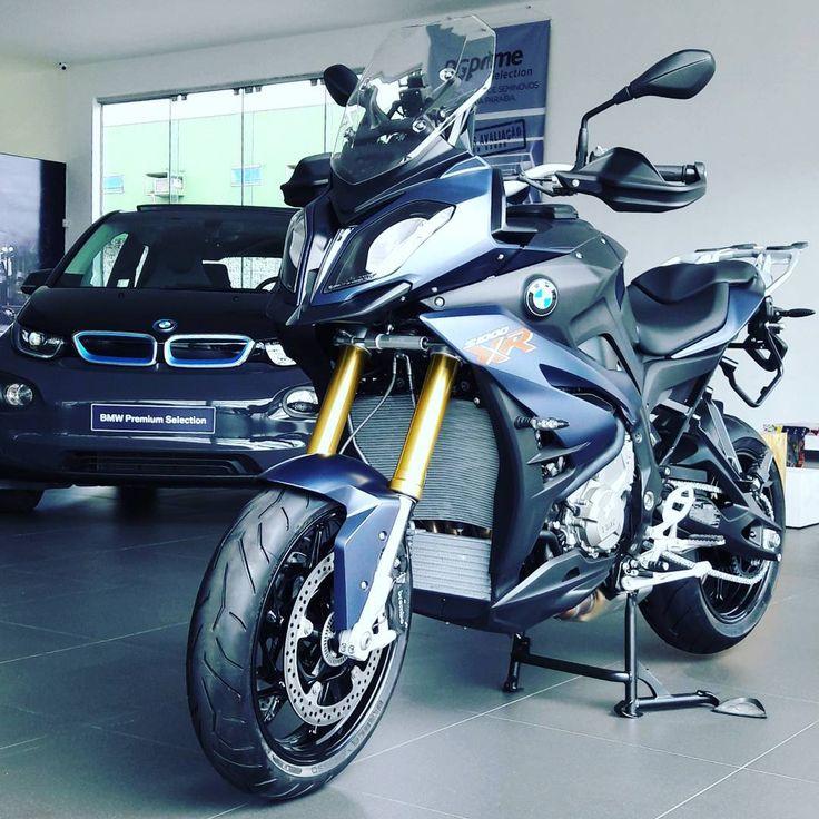 """44 mentions J'aime, 1 commentaires - BMW Motorrad Paraíba (@bmwmotorradpb) sur Instagram: """"A Perfeição para começar o dia! BMW S1000XR... a esportiva mais aventureira do mundo... Você…"""""""