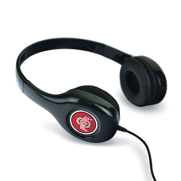 Ohio State Buckeyes Headphones - Over the Ear