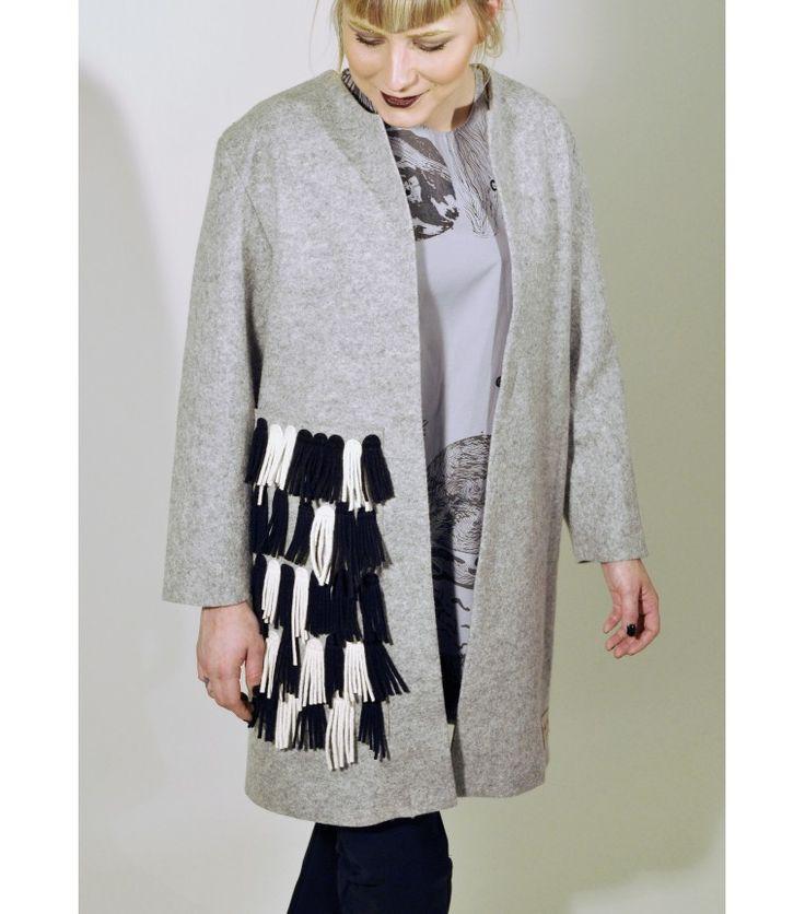 ULA Merino Wool Jacket, M/L - WST