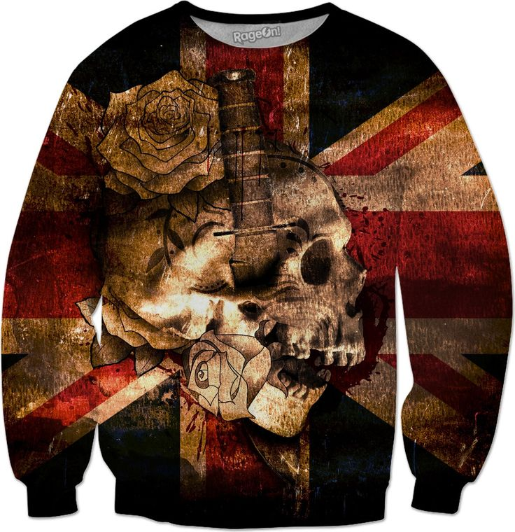 Check out my new product https://www.rageon.com/products/grunge-skull-and-british-flag-sweatshirt?aff=BWeX on RageOn!