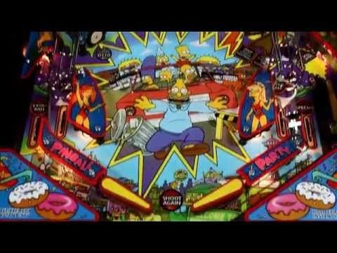 I'd love to hear your thoughts! Simpsons Pinball - Stern https://youtube.com/watch?v=uVD8U3wtXm8