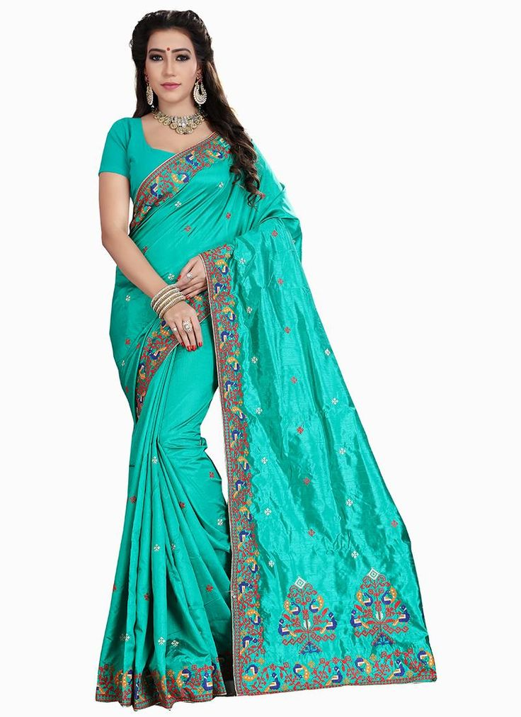 latest collection of sarees online at cheap rates. Worldwide free shipping. Order this elegant work work designer traditional sarees.