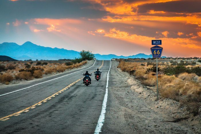 Route 66: viaggio on the road