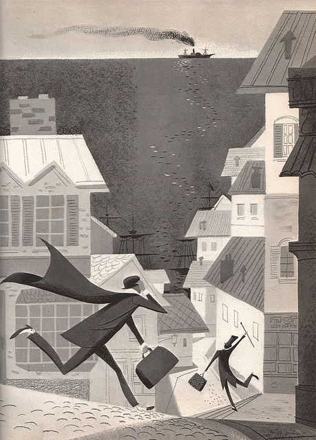 Illustrator: Peter P. Pleseneca (1964)