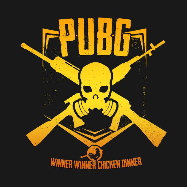 Pubg Emblem Gold Game Wallpaper Iphone Logo Wallpaper
