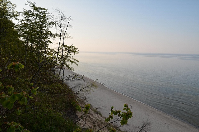 Ostsee bei Bansin (Insel Usedom)