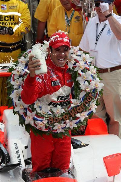 La douche au champagne made in F1, une tradition qui vient de loin!