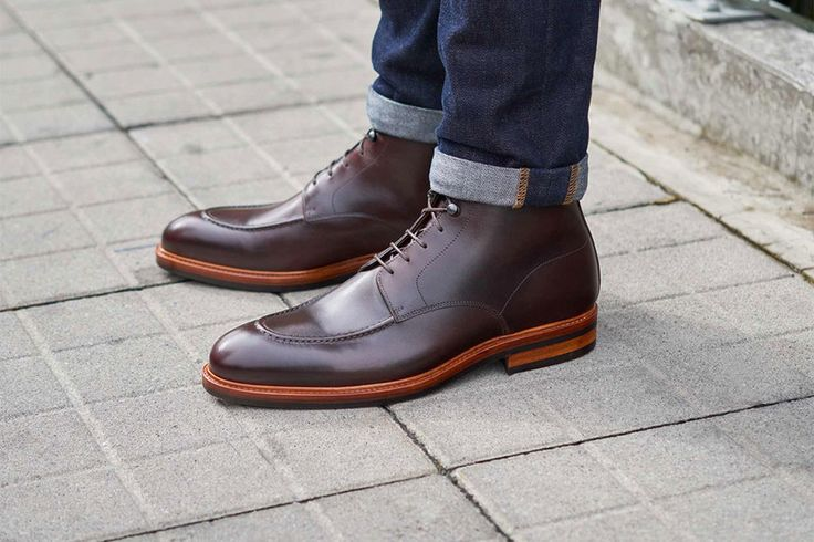 Slick Beckett Simonon boots -- nice!