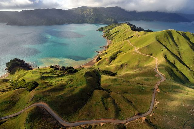 Marlborough, South Island, New Zealand.  Not that I actually want to go there…