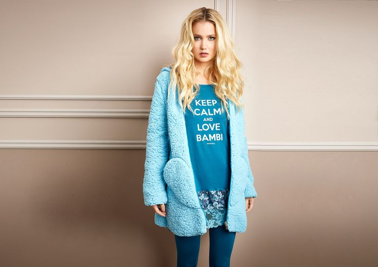 Pepita - Home & Sleepwear FW 2016/17 Shop by look: Giacchetto aperto https://shop.pepitastyle.com/it/fall-winter-2016-17/421-giacchetto-aperto-con-scalda-mani.html Completo Maglia e leggings https://shop.pepitastyle.com/it/fall-winter-2016-17/448-maglia-e-leggings-con-balze-in-chiffon-e-pizzo.html