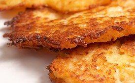 Sweet-Potato Latkes
