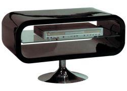 Έπιπλο TV Vanity-Μαύρο