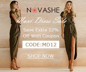 Шикарные платья Novashe.com INT