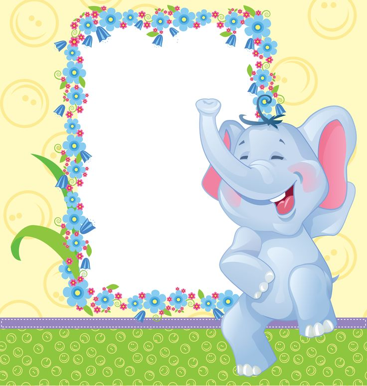 Elephant frame
