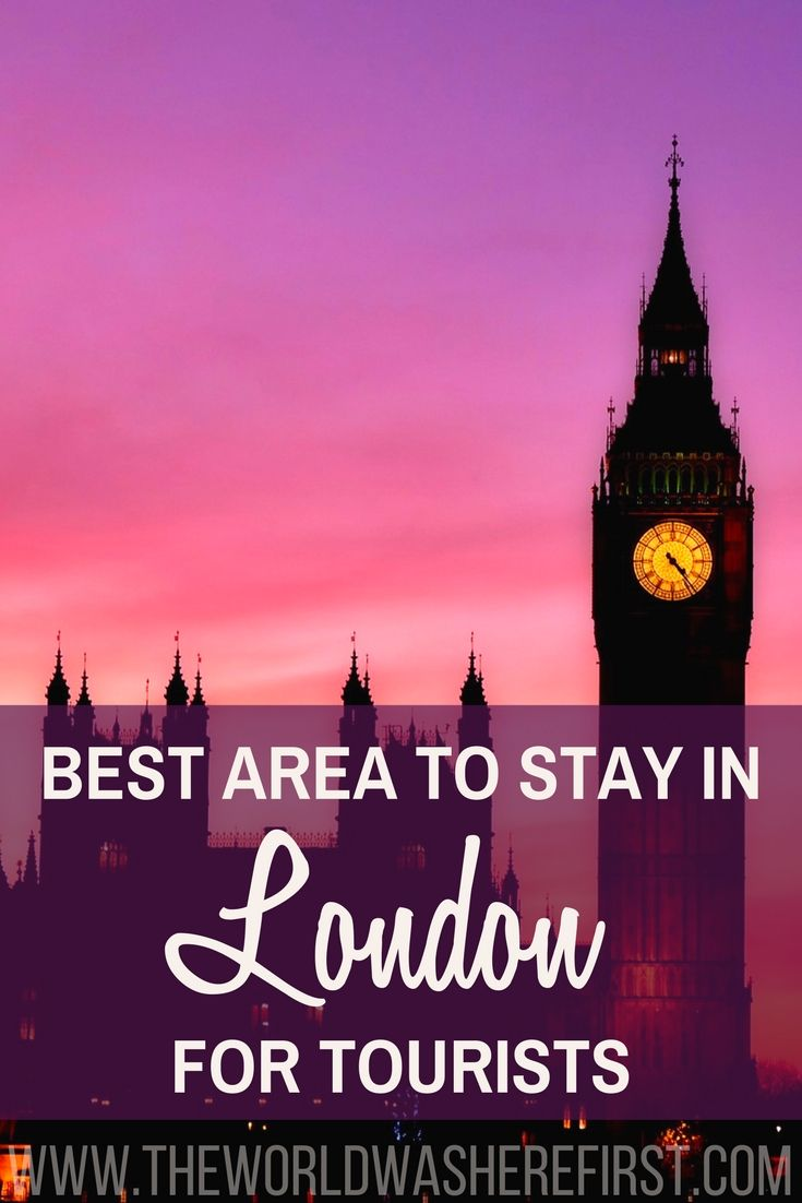 London, UK | Where To Stay In London | Best London Neighbourhoods