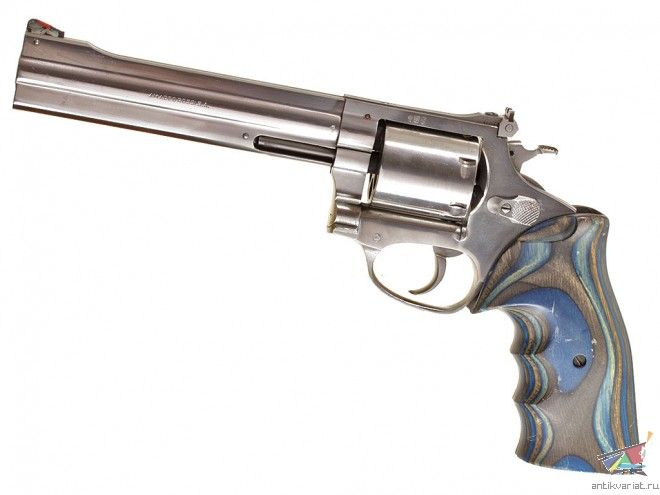 """""""Amadeo Rossi"""",  .357 Magnum Revolver, BrazilLoading that magazine is a pain! Get your Magazine speedloader today! http://www.amazon.com/shops/raeind"""