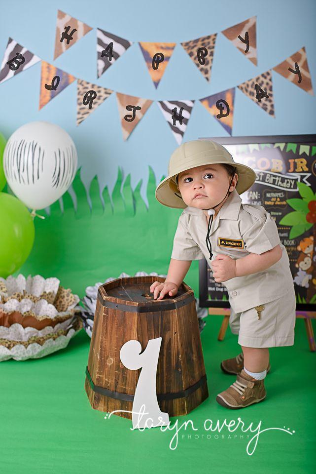Safari Animal Baby Shower Decorating Ideas