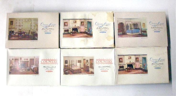 Realife Miniatures Dollhouse Furniture Kits
