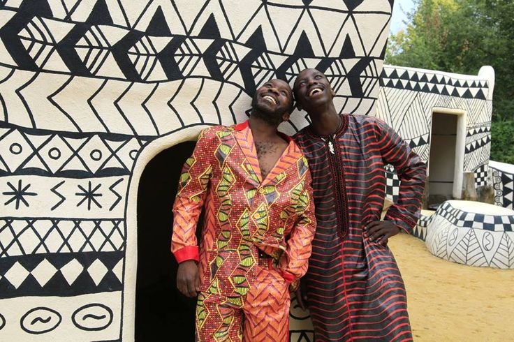 Veba Fashion showcase at Africa Live festival
