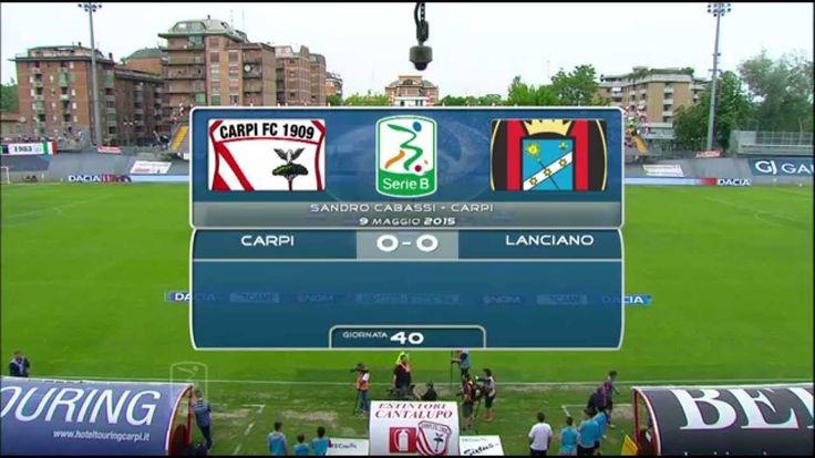 Carpi-Lanciano 0-0