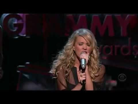Grammy Nominees 2008 Carrie Underwood Desperado
