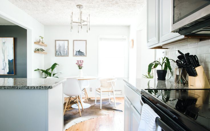A Midwest Fashion Blogger Buys Her First Home