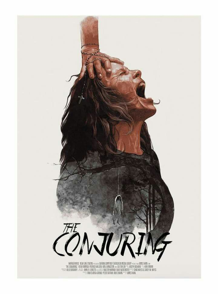 The Conjuring Horror Movie
