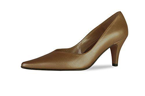 Elegante Pumps / Abendschuhe aus echtem Leder, aus dem Hause Rainbow / Nina Fiarucci, 6 cm Absatz - http://on-line-kaufen.de/am-laufsteg/elegante-pumps-abendschuhe-aus-echtem-leder-aus-6