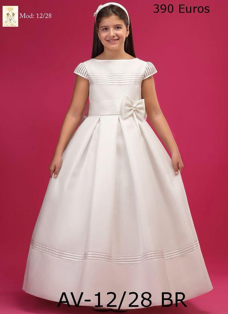 vestidos de primera comunion fabrica
